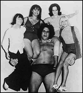 Andre the Giant - historyofwrestling.com