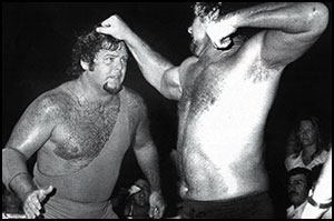 Terry Funk - Jerry Lawler - historyofwrestling.com