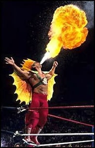 Ricky the Dragon Steamboat - historyofwrestling.com