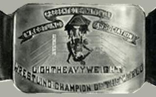 National Wrestling Association Belt - historyofwrestling.com